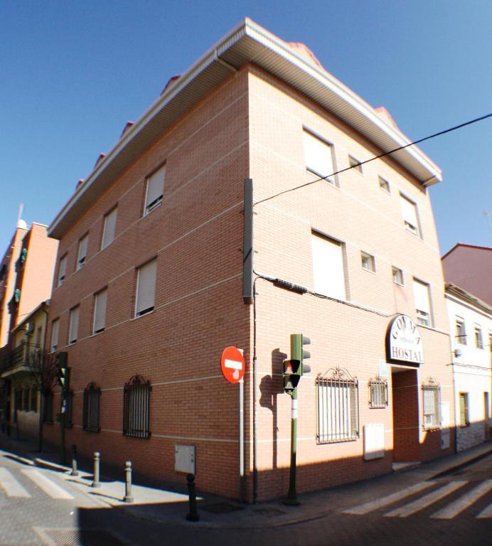 Pension Hostal Goyma II (Spanje San Fernando de Henares ...
