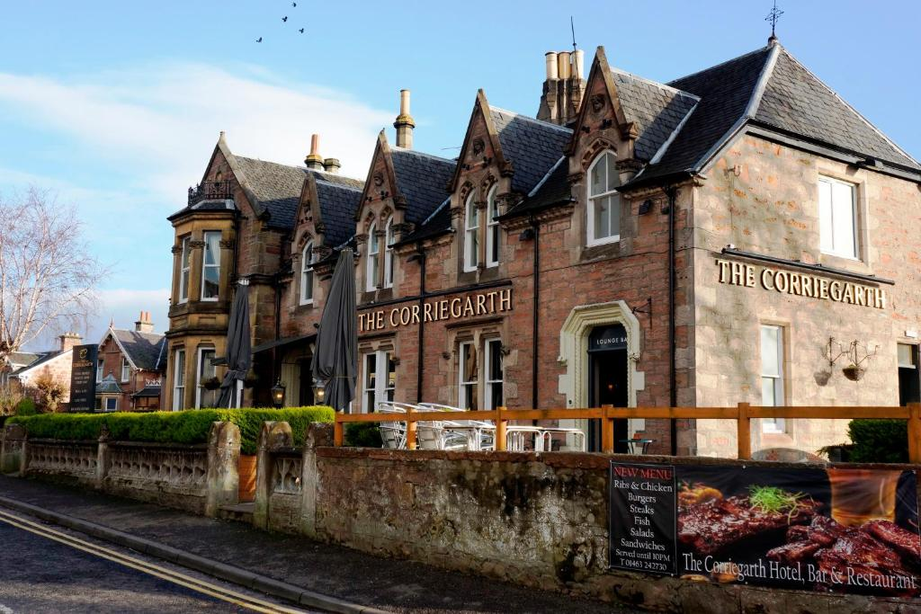Corriegarth Hotel in Inverness