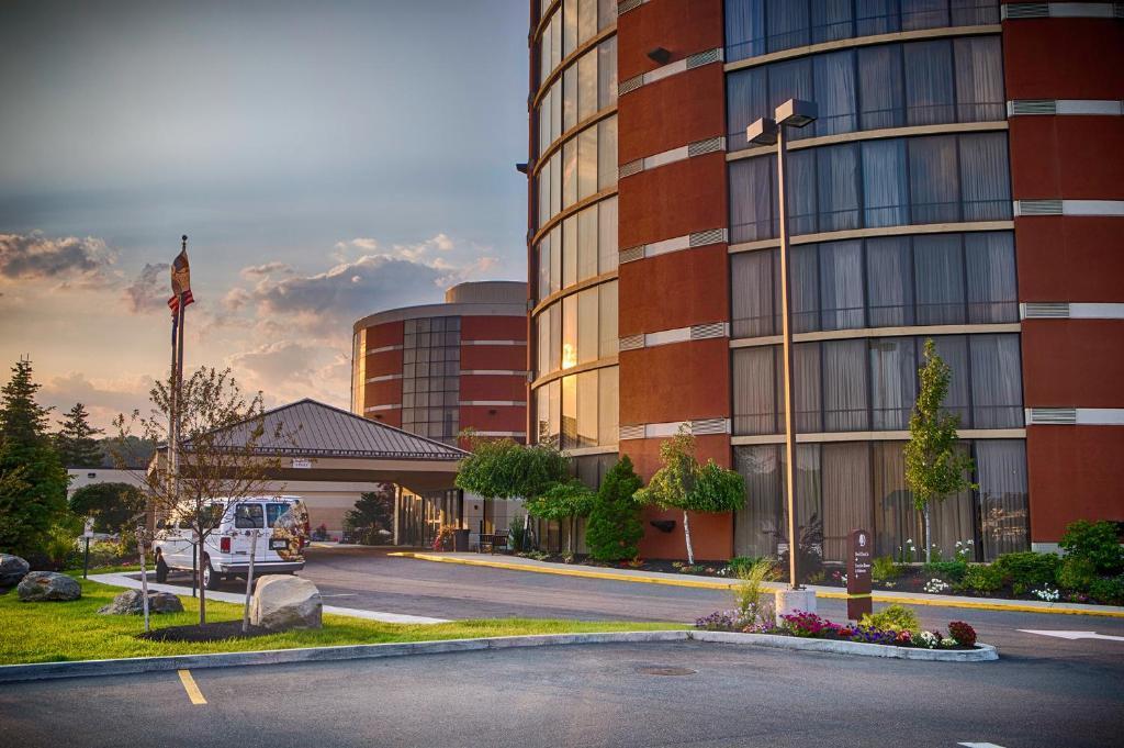 Hotel Doubletree By Hilton Portland Me South