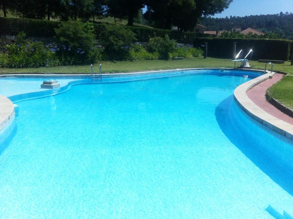 A piscina em ou perto de Casa da Eira - Quinta da Costa