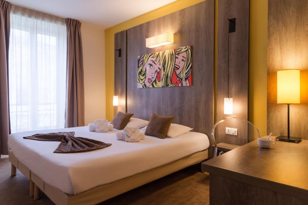Hotel Le Seize Nice Centre France Booking Com