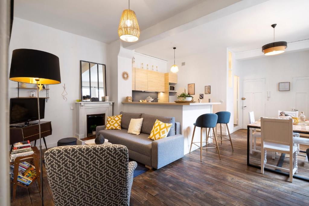 Apartment L Escale By Cocoonr Rennes France Booking Com