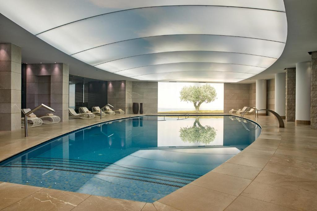 The swimming pool at or near Cavo Olympo Luxury Hotel & Spa - Adult Only