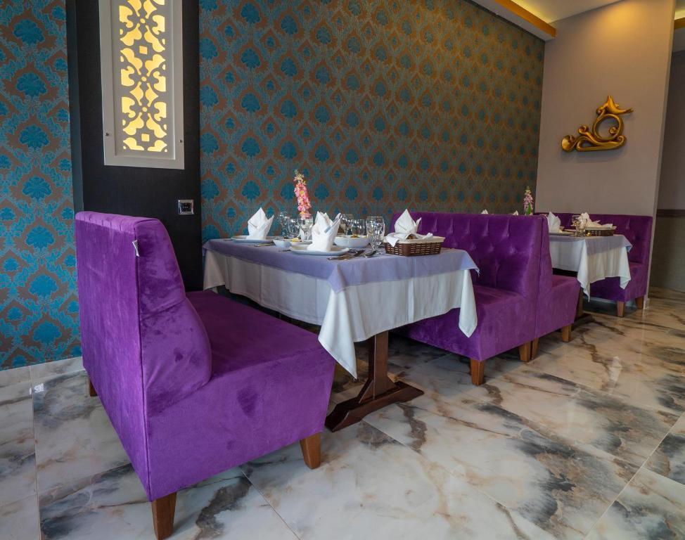 Ресторан / где поесть в Annabella Diamond Hotel - Ultra All Inclusive