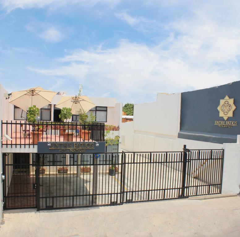 Entre Patios Hotel Boutique, León – Precios actualizados 2019