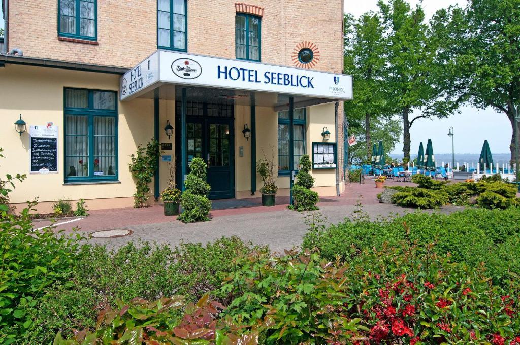 Phoenix Hotel Seeblick mit Hund erleben