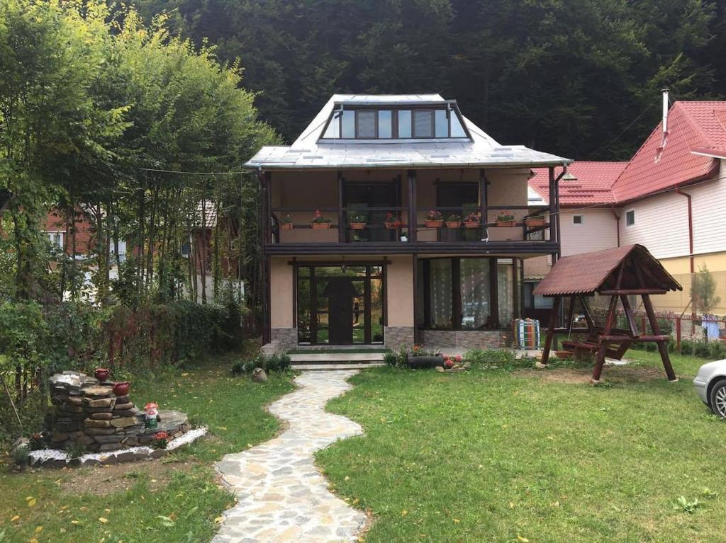 Casă De Vacanţă Casa Rustic Lepsa Romania Lepsa Booking Com