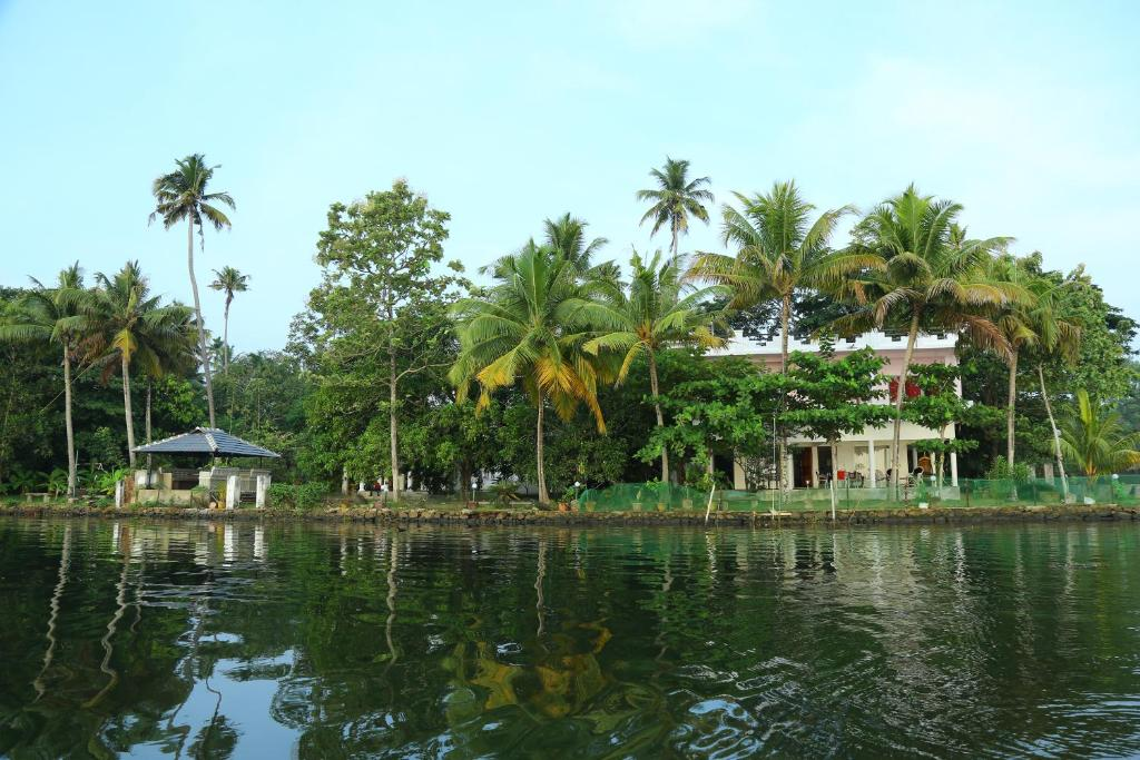 orchid lake feature map Orchid Lake View Homestay Alleppey India Booking Com orchid lake feature map