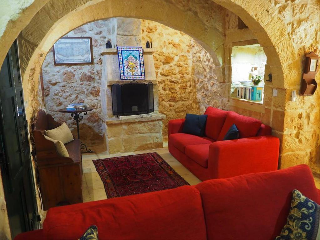 Casa vacanze The Hermitage (Malta Qala) - Booking.com