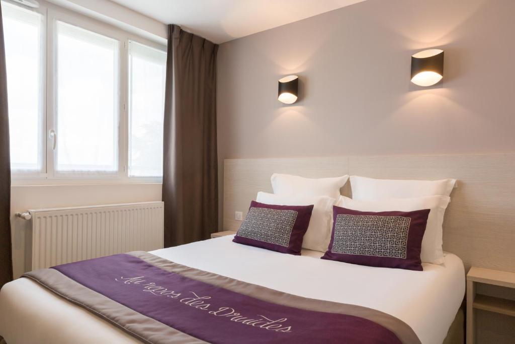 Легло или легла в стая в The Originals City, Le Relais des Carnutes, Dreux Ouest (Inter-Hotel)
