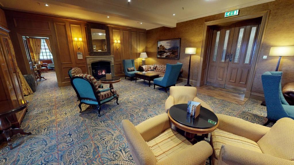 Dalmahoy Marriott Hotel & Country Club