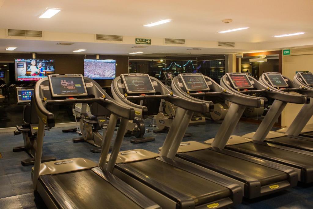 Gimnasio o instalaciones de fitness de Hilton Buenos Aires