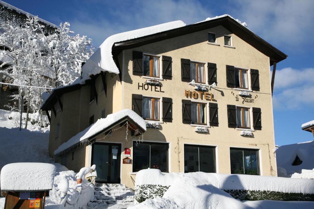 """Résultat de recherche d'images pour """"hotel le glacier"""""""