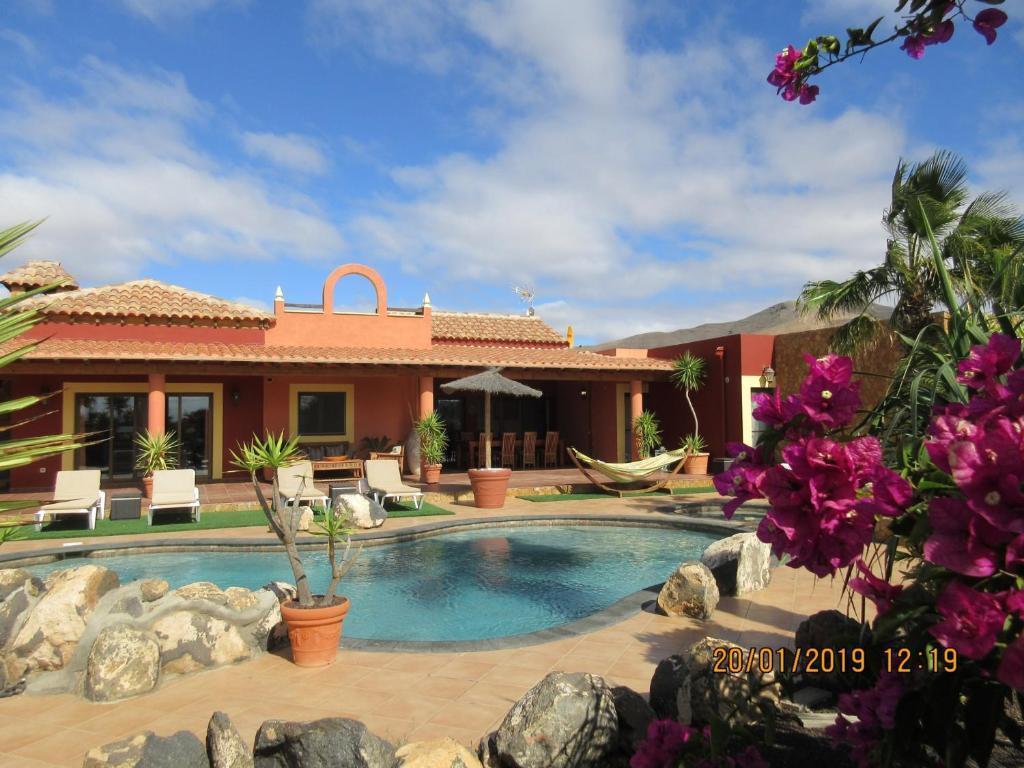 Villa Cora (Spanje Triquivijate) - Booking.com