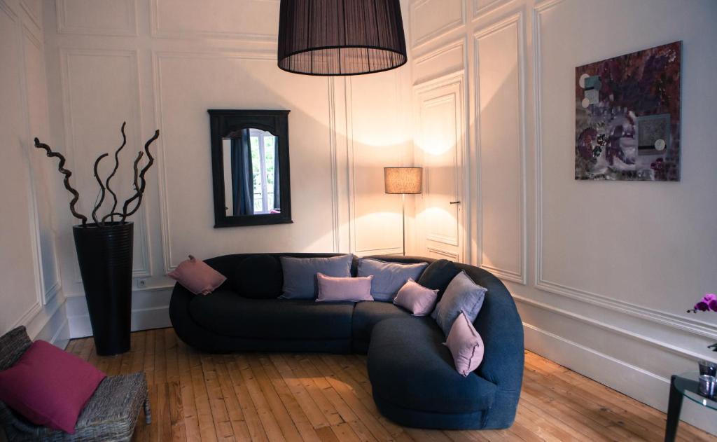 Chambres d'Hotes La Chartreuse des Eyres