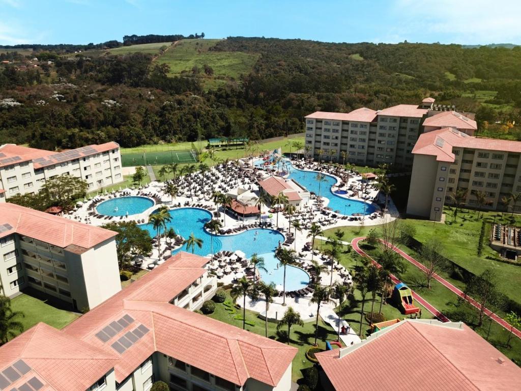 A bird's-eye view of Tauá Hotel & Convention Atibaia