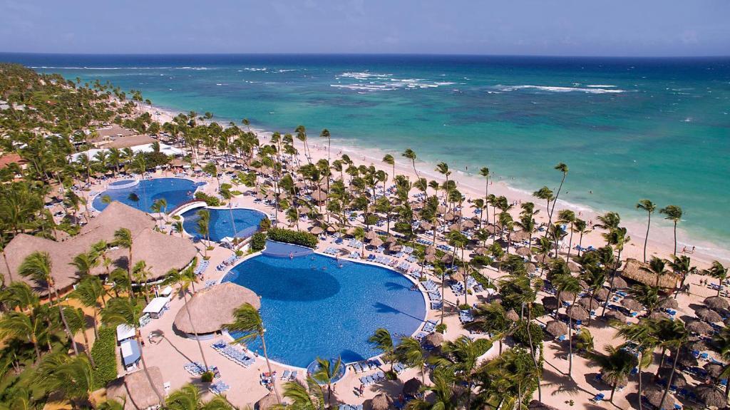 A bird's-eye view of Bahia Principe Grand Punta Cana - All Inclusive