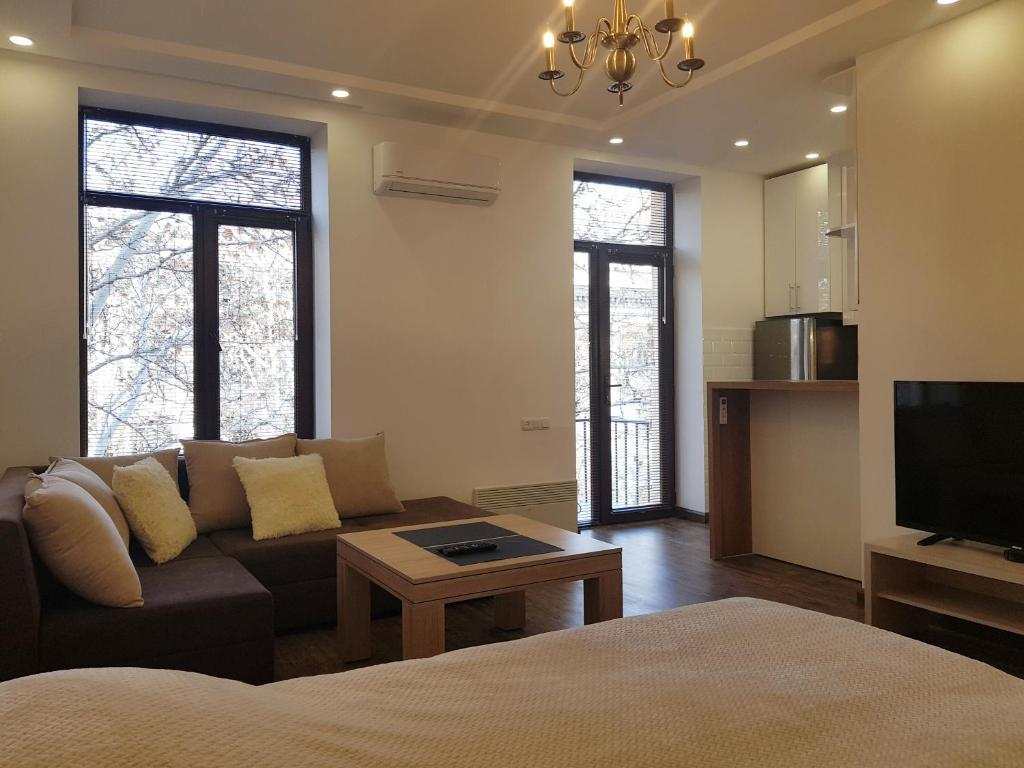 Apartment Luxury Downtown Studio At Teryan Str Yerevan