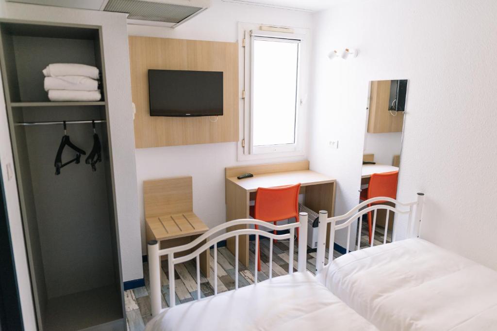 Welcomotel Limoges (ex Hotel Balladins) room 4