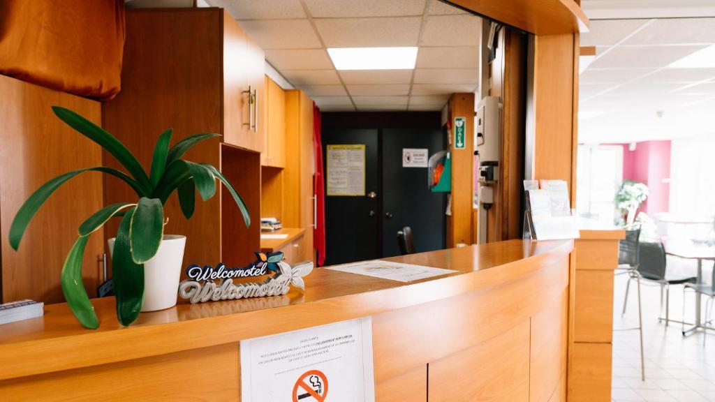 Welcomotel Limoges (ex Hotel Balladins) room 5