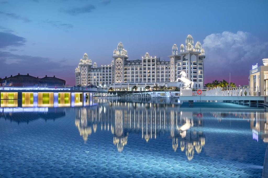 The swimming pool at or close to Granada Luxury Belek - Kids Concept