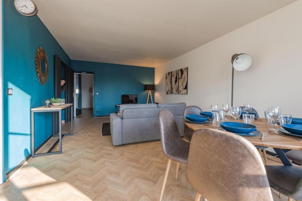 Cosy flat in Disneyland BMYGUEST, Serris – Prezzi aggiornati ...