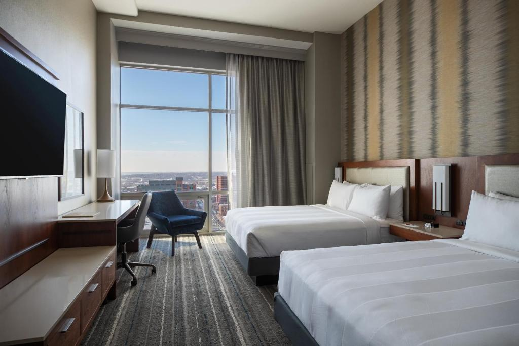 Kansas City Marriott Downtown