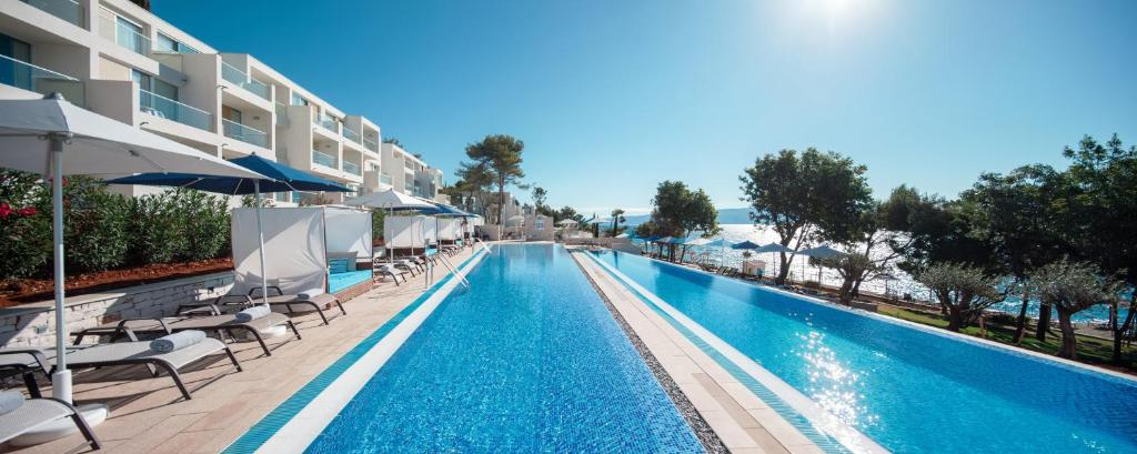 Bazen v nastanitvi oz. blizu nastanitve Valamar Collection Girandella Resort - Designed for Adults