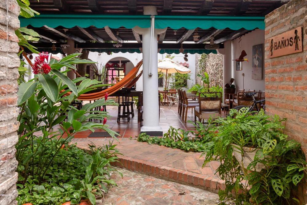 Hotel Casa De Las Palmas Cartagena De Indias Colombia