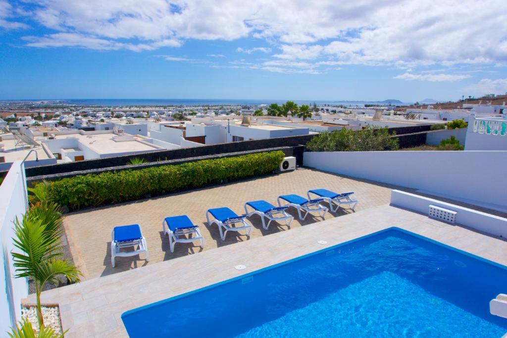 Villa El Ancla (Spanje Playa Blanca) - Booking.com