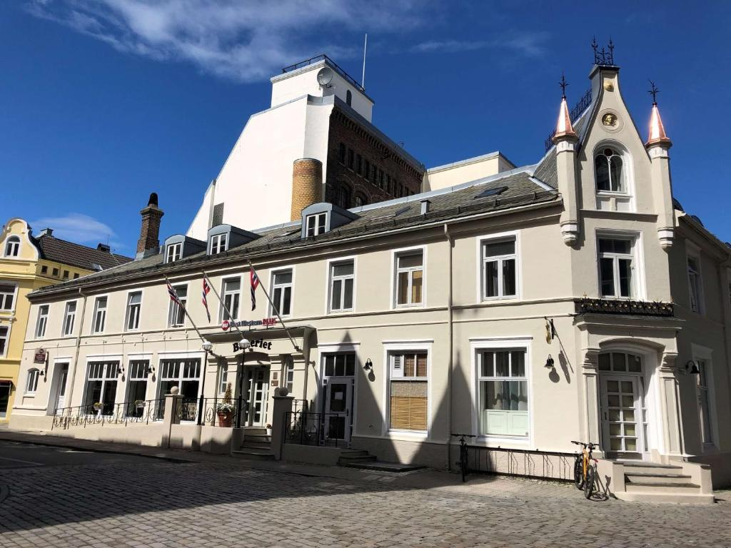 Pripojiť Trondheim