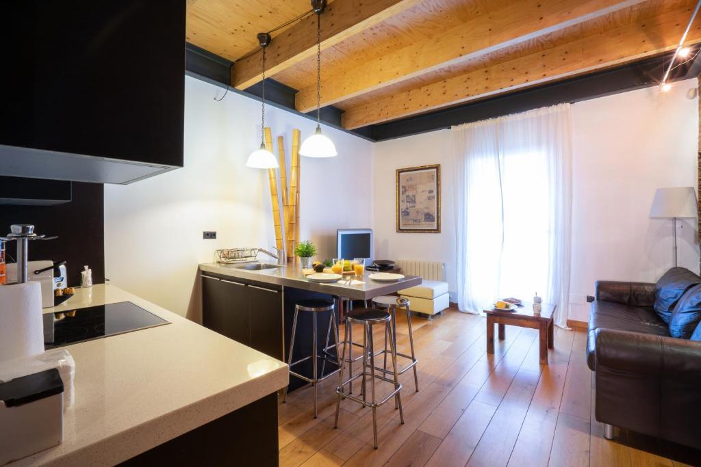 Apartment Loft Paseo De Gracia Barcelona Spain Booking Com