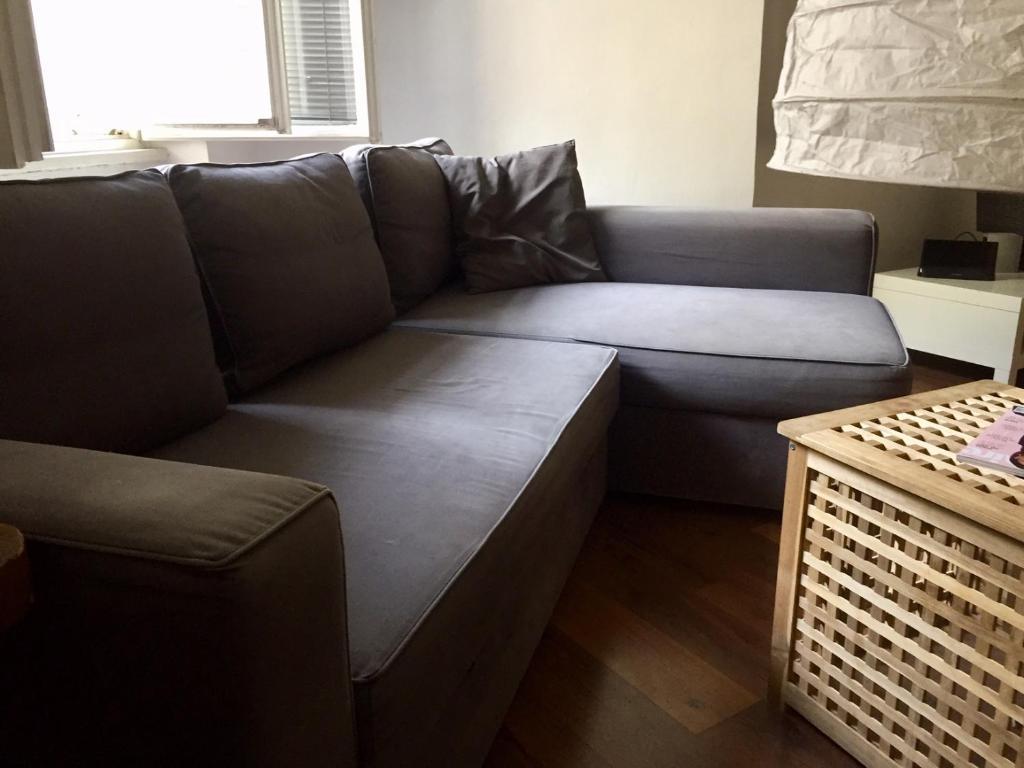 Χώρος καθιστικού στο St Wenceslas Apartment