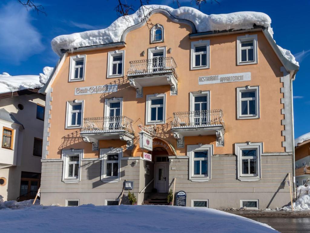 Trampolissimo: Das Theaterlabor - in den Kitzbheler Alpen