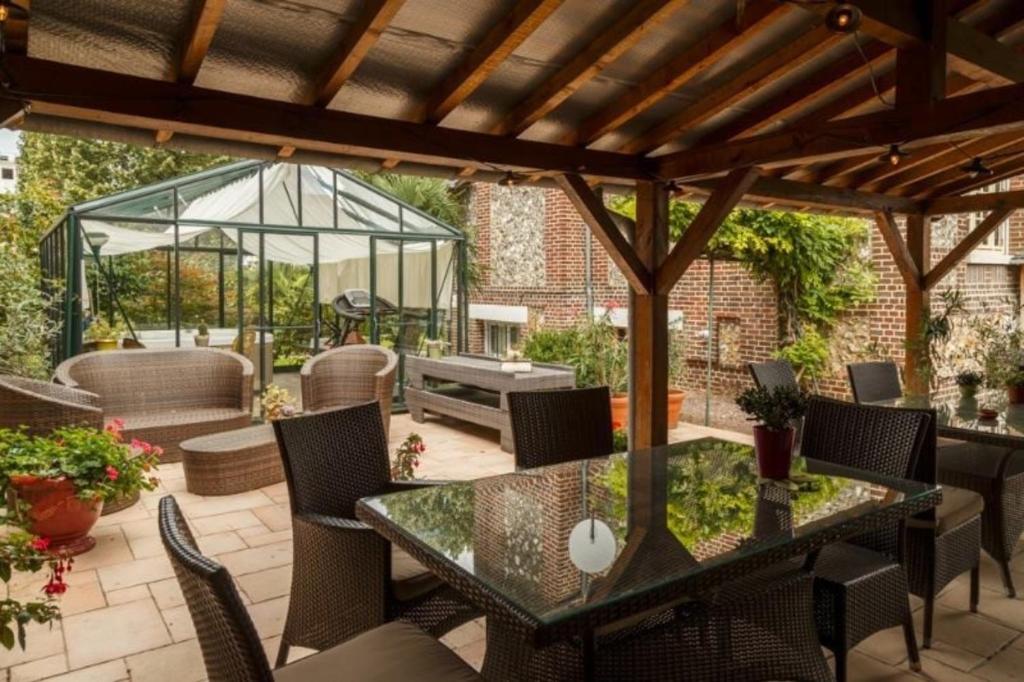 Apartment Studio au Jardin des Plantes ROUEN, Sotteville-lès ...