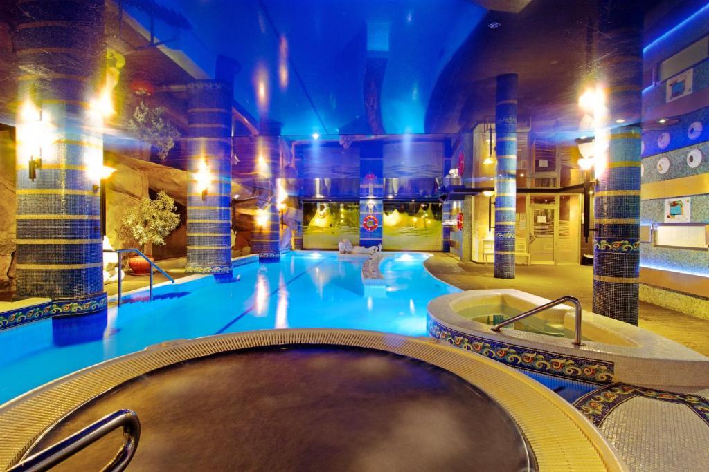 Hotel & Spa Sierra de Cazorla 4*, La Iruela – Precios ...
