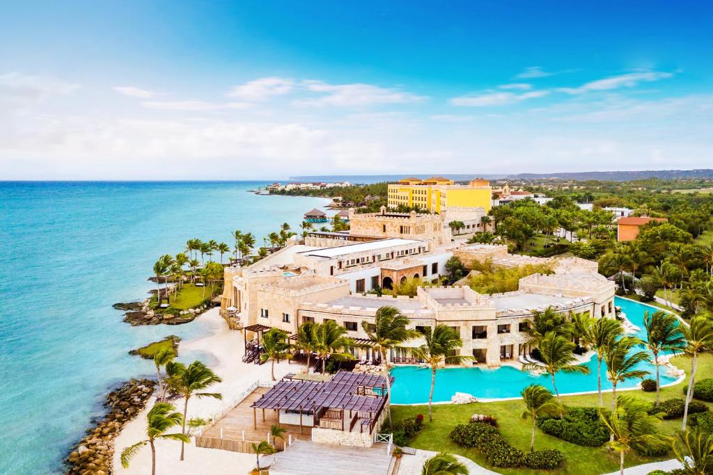 A bird's-eye view of Sanctuary Cap Cana, All-Inclusive Adult Resort