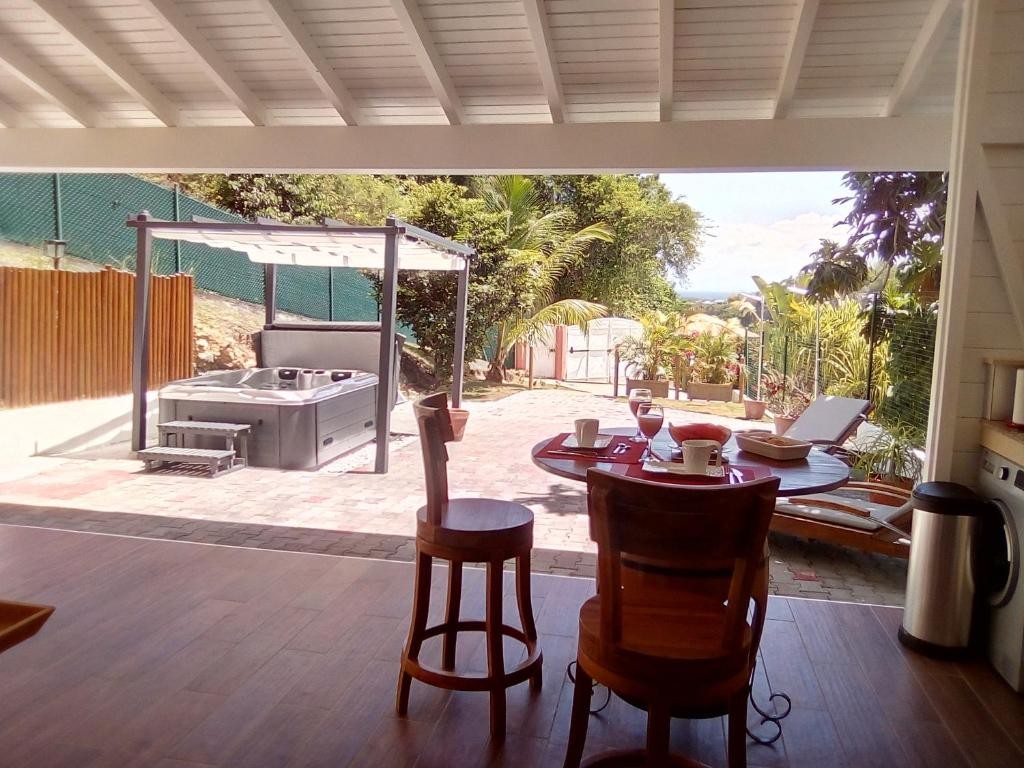Vacation Home Vents Des Salines Le Gosier Guadeloupe