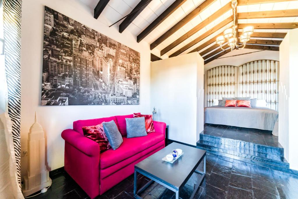 boutique hotels in málaga  238