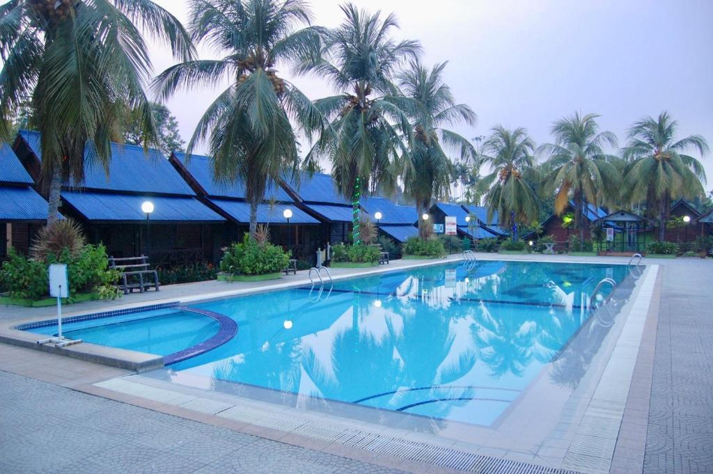 Bazén v ubytovaní D'Village Resort Melaka alebo v jeho blízkosti