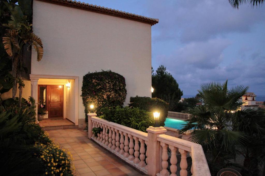 Booking.com: Villa la Baliza , Jávea, Spanje - 279 ...
