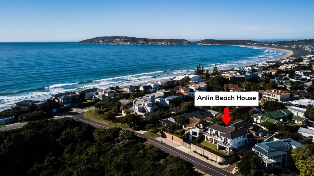 A bird's-eye view of Anlin Beach House