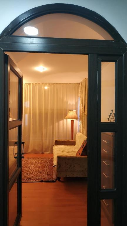 A bed or beds in a room at KGB Home Hostel