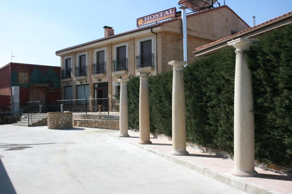 Villas romanas en castilla y leon
