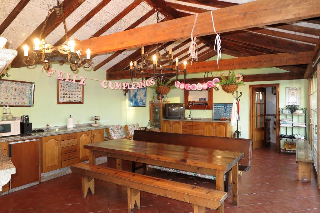 Vakantiehuis Casa do Pinal (Spanje Vigo) - Booking.com