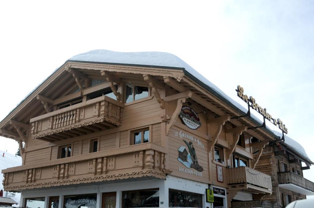 Chalet Hôtel Aiguille Blanche