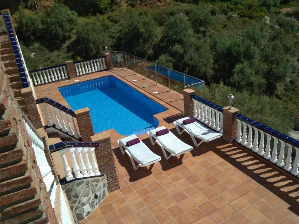 Villa El Pedregal (España Frigiliana) - Booking.com