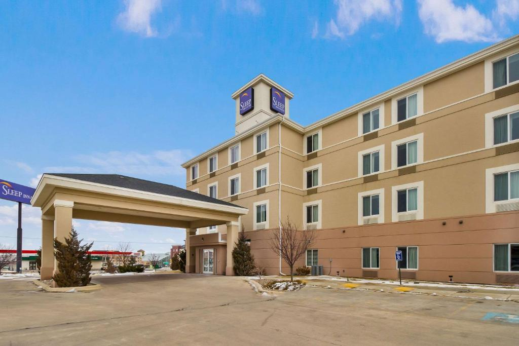 Sleep Inn & Suites Rapid City.