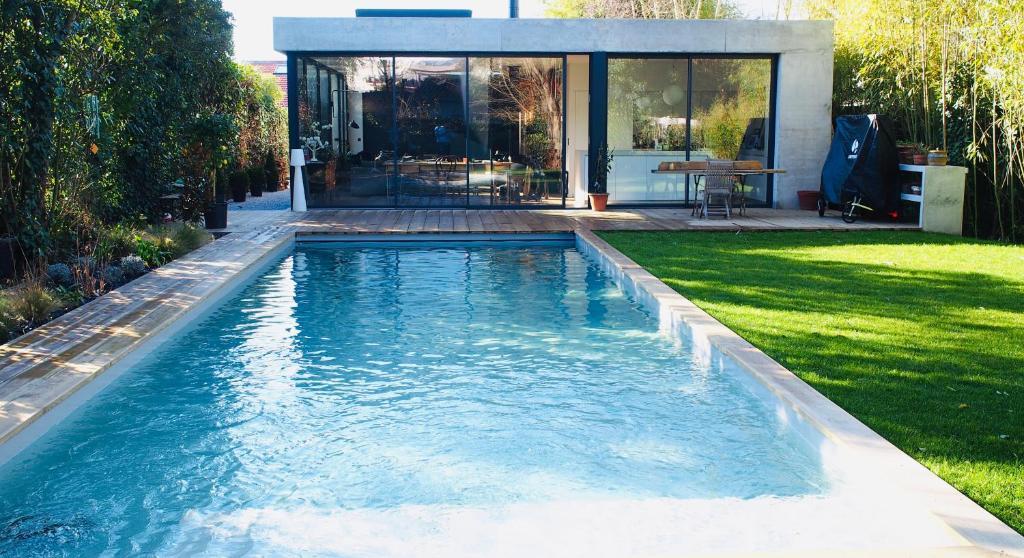 Villa Oasis De Cauderan France Bordeaux Booking Com