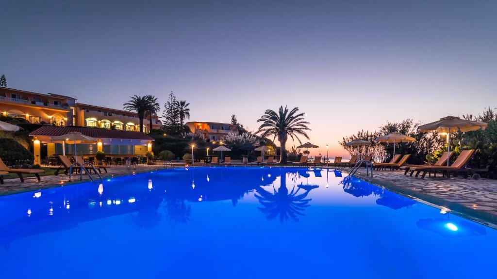 hotel ibiscus korfu